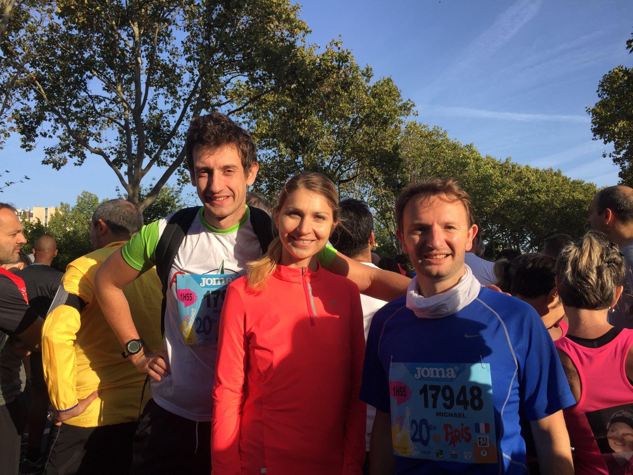 Team Running de l'AAEIRA