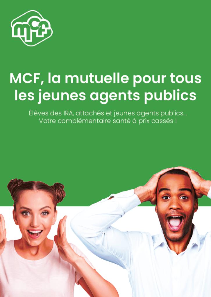 MCF - Mutuelle pour tous les jeunes agents publics
