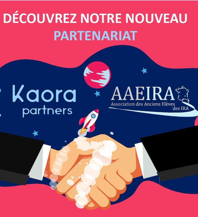Kaora Partners - Partenariat